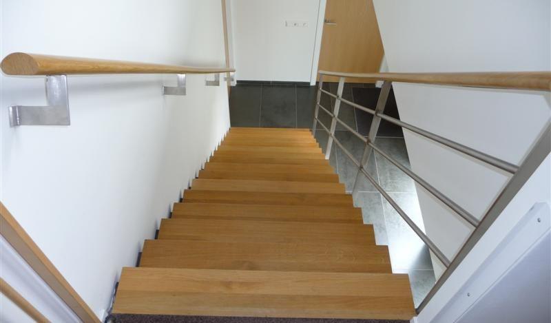 Gelijk oplopende trap voor de gebruiksvriendelijkheid